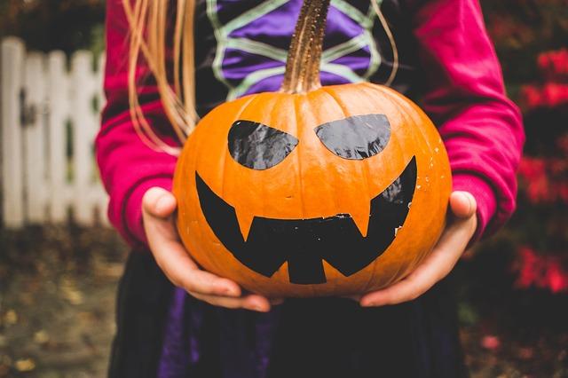 子供向け親子参加型ハロウィンイベント