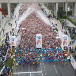 東京マラソン2018はいつ? コースの経路は?応援の穴場スポット,混雑する地点は?